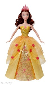 2-In-1 Disney Princess Doll[2]