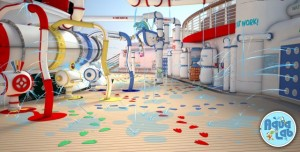 Disney Fantasy AquaLab Photo