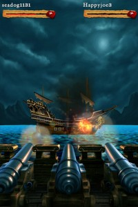 Pirates of the Caribbean App Screen 2