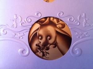 Disney Fantasy invite
