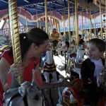 Disney World Carousel