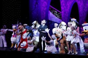 Christening Disney Fantasy Neil Patrick Harris Show