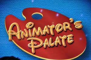 Disney Fantasy Animator's Palate Logo