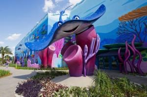 Art of Animation Resort Pool Ray