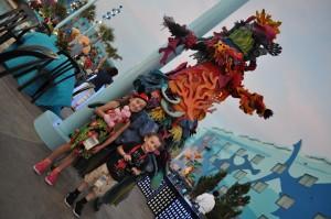 Disney Coral Costume