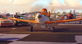 """PLANES""  (Pictured) DUSTY.  ©Disney Enterprises, Inc. All Rights Reserved."